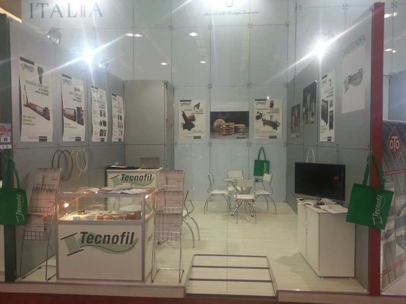 Tecnofil Spa: immagini dalla Wire South America 2013